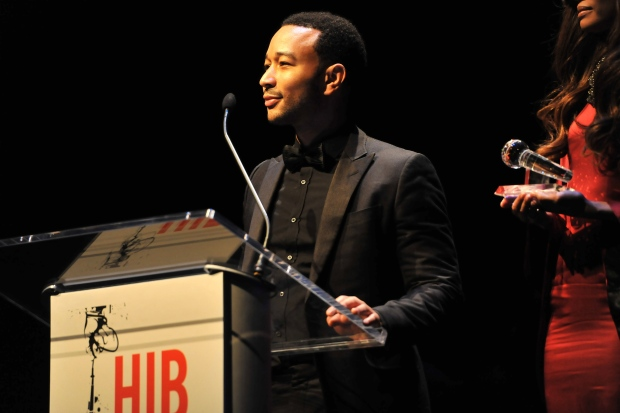 John Legend at the Hip-Hop Inaugural Ball