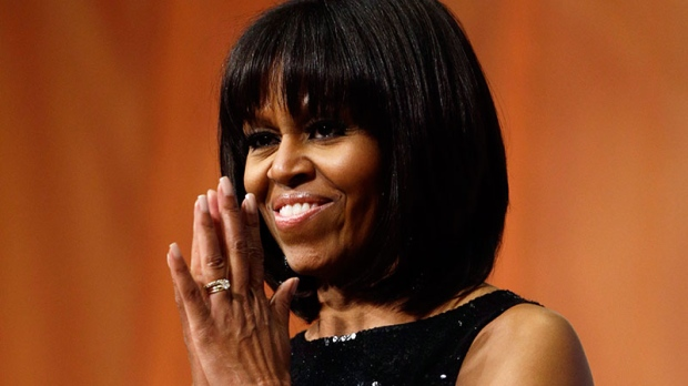 What will Michelle Obama do for the next four years?