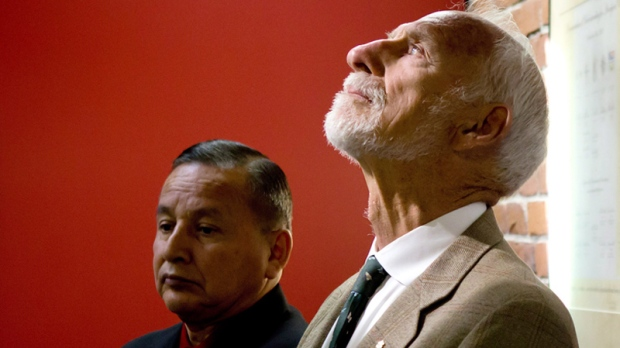 B.C. First Nation wants Canada-China deal stopped