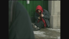 CTV Montreal: Homeless at risk in frigid cold