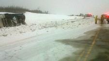 RCMP, Boyle collision