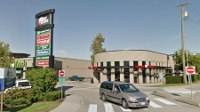 Westgate Mall in Maple Ridge