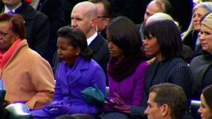 Canada AM: Obama's daughter yawns during speech