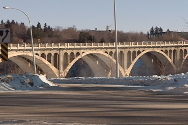 Repairs to the University Bridge
