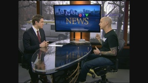 CTV Montreal: Newsmaker: Jason Rockman on HMV collapse