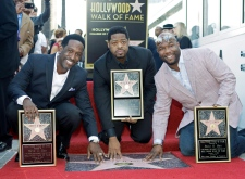 NKOTB, Boyz II Men, 98 Degrees team up