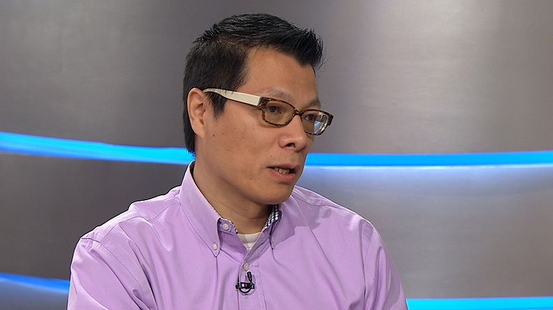 Psychologist Kang Lee speaks on Canada AM, Wednesday, Jan. 23, 2013.