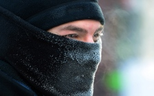 Cold snap grips Canada