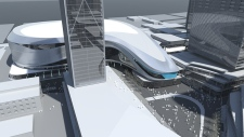Downtown arena option A