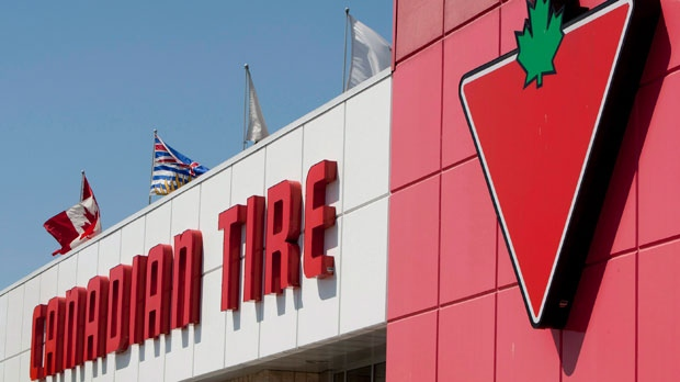 Canadian Tire Employees To Use Blackberry Smartphones As Official