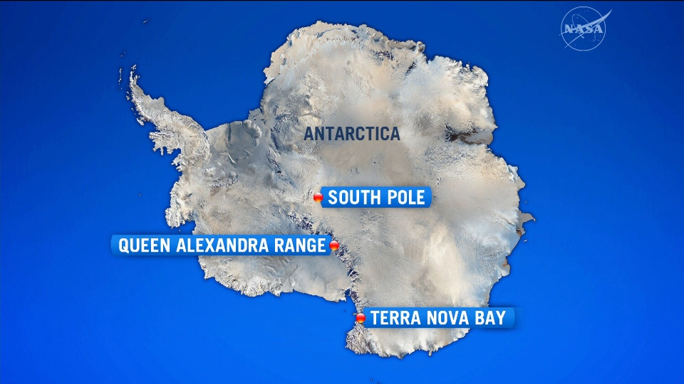 A Twin Otter aircraft carrying three Canadians went missing Wednesday night as the plane was en route from the South Pole to an Italian base in Terra Nova Bay.