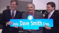 Dave Smith Celebrates 80th Birthday