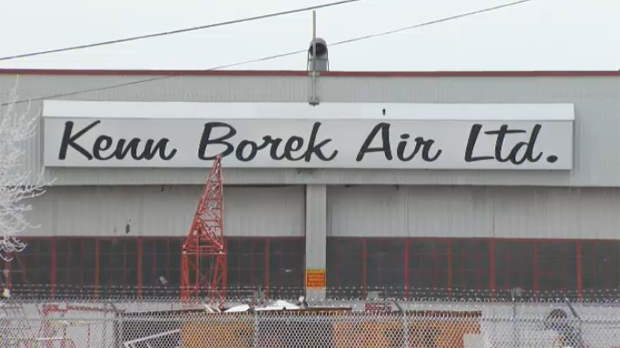 Kenn Borek Air Ltd. offices in Calgary, Alberta