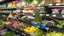 Produce, fruit, vegetables, cold weather, californ