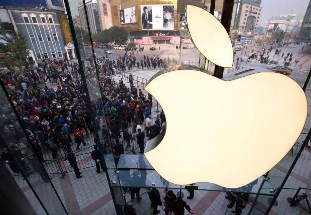 Apple's profit-building streak stops
