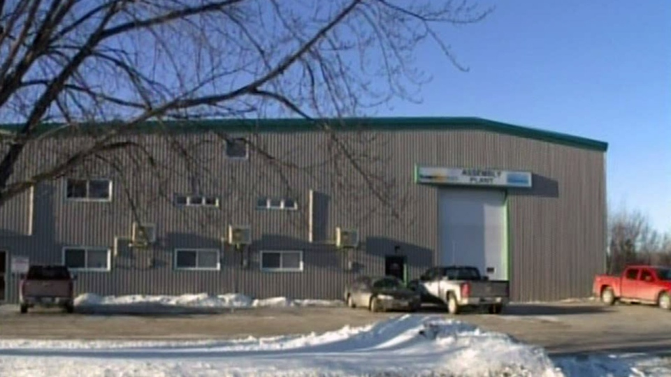 Thirty-seven people were brought to a hospital following carbon monoxide poisoning at an industrial complex in Miramichi, N.B., on Wednesday, Jan. 23, 2013.