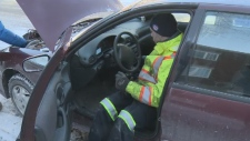 CAA-Quebec starts car