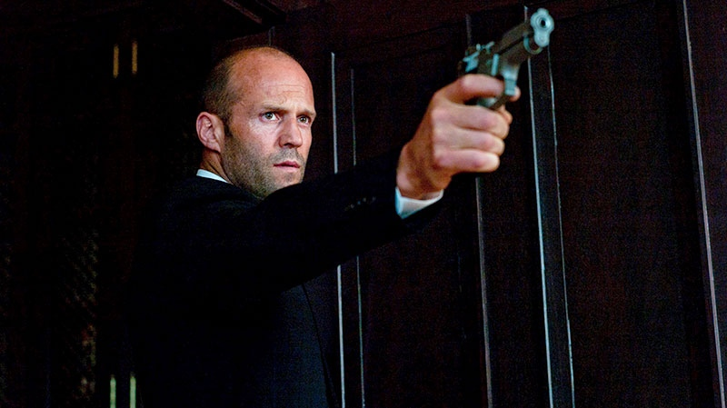 Jason Statham in a scene from Entertainment One's 'Parker.'