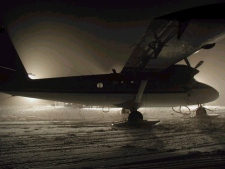 Twin Otter South Pole