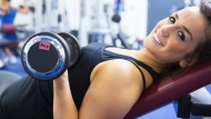 New research shows that being in a neutral frame of mind is best for ensuring you get to the gym. (wavebreakmedia ltd/shutterstock.com)