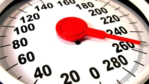 U.S. researchers have found that partaking in daily self-weighing could prevent holiday weight gain. (Tom Oliveira/shutterstock.com)