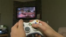 XBOX video game controller