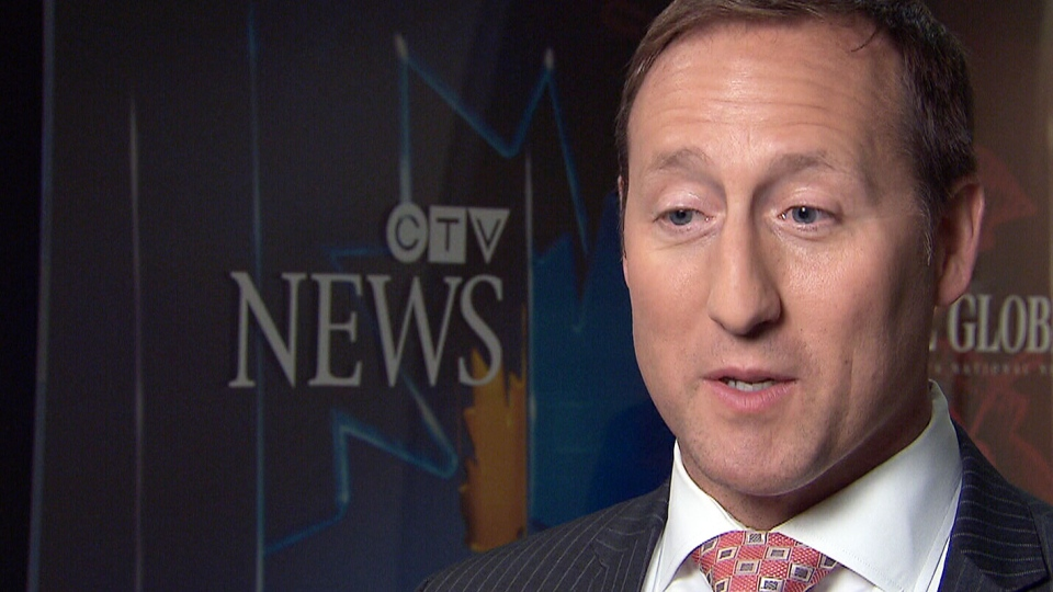 Defence Minister Peter MacKay speaks about the Mali mission in Ottawa, Ont. on Thursday, Jan. 24, 2013.