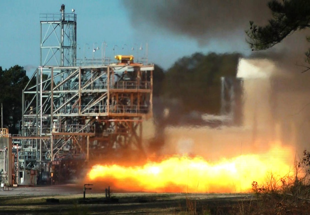 Nasa Testing Vintage Engine From Apollo 11 Rocket Ctv News