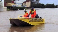 1,000 people have been evacuated and hundreds more are preparing to leave their homes amid some of Australia's worst flooding in decades.