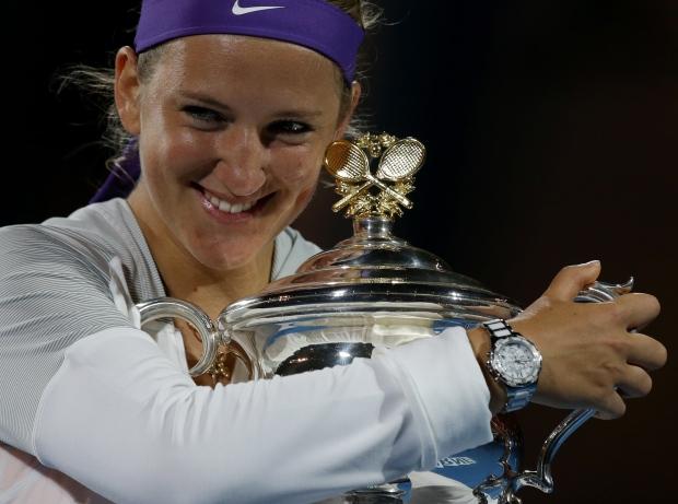 Victoria Azarenka wins Australian Open