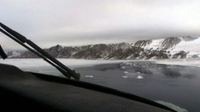 The wreckage of a plane that was missing for three days has been found in Antarctica by a New Zealand rescue crew.