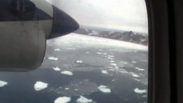 Wreckage of Canadian plane found in Antarctica