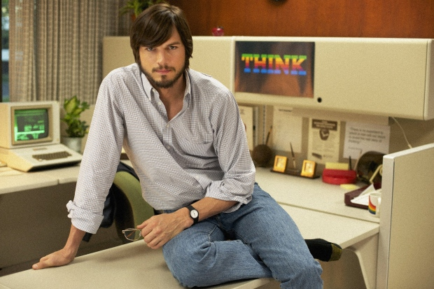 Kutcher Steve Jobs Apple