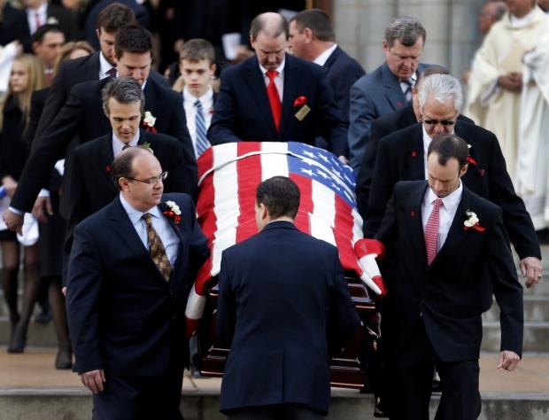 Stan Musial funeral mass