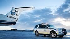 Air Ambualance Services, AHS