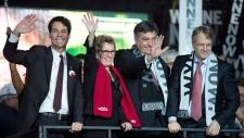 Kathleen Wynne Ontario premier, candidates