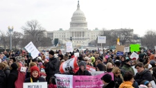Anti-gun rallies continue in U.S.