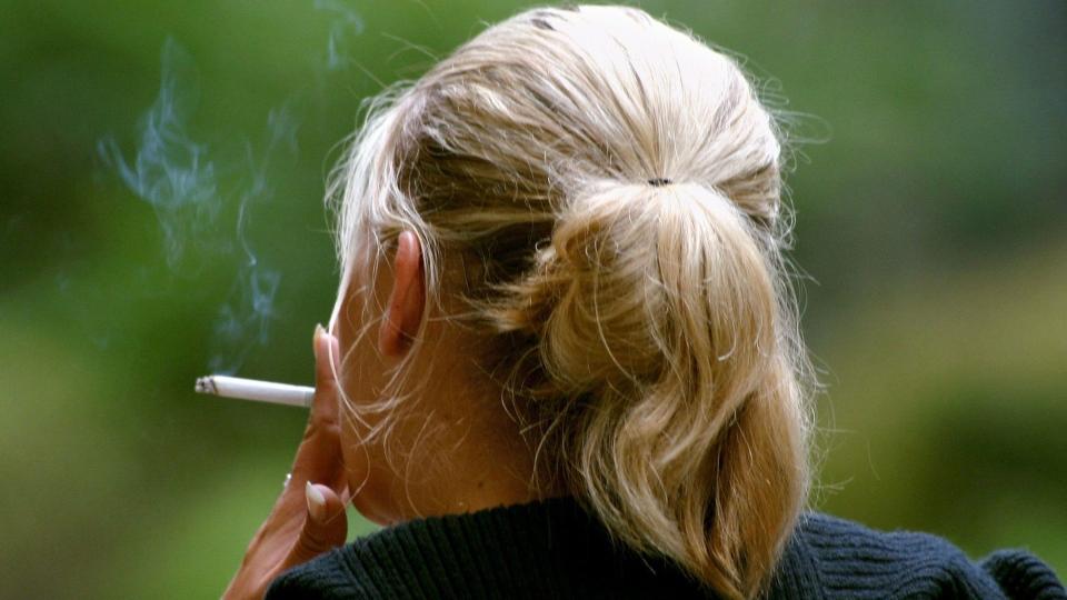 Women smoking risks