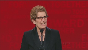 Jan. 26: Kathleen Wynne set to become first female