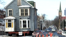 CTV Atlantic: Heritage home gets new location