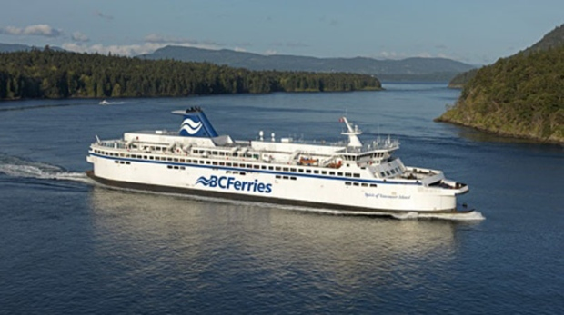 Vancouver Island Ferry Rates
