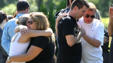 Brazil fire nightclub funeral mourning