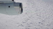 Antarctics search called off
