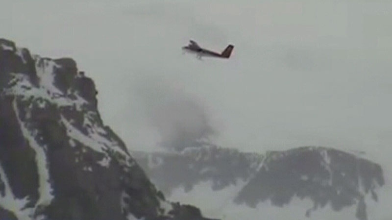 Investigators have called the recovery efforts from the site of a plane crash in Antarctica.