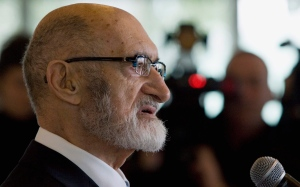 Henry Morgentaler on Oct. 10, 2008.