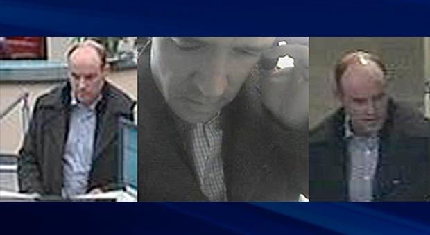 Fraud Suspect in Centretown