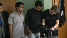 Co-Production, india, sait, university of calgary,