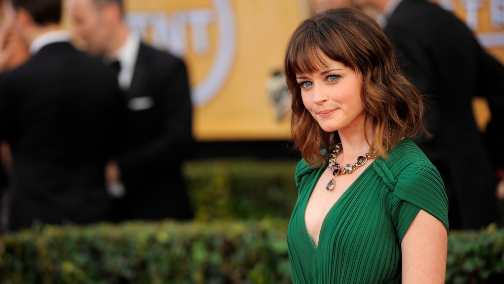 Alexis Bledel Screen Actors Guild Awards