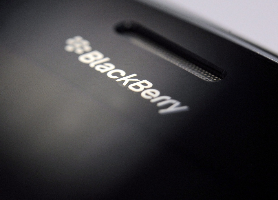 BlackBerry-maker Research In Motion is about to raise the curtain for its new smartphone devices in hopes that consumers share the excitement. (dapd / Volker Hartmann)