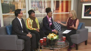 Canada AM: Dating site with financial perks